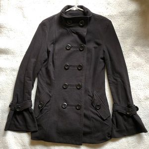 INC pea coat